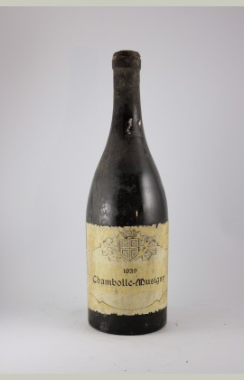 Chambolle Musigny, 1939