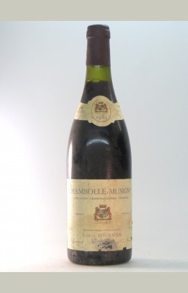 Chambolle Musigny, Domaine L. Fournier, 1983