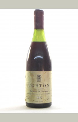 Corton, Grand Cru, Domaine Bonneau du Martray, 1972