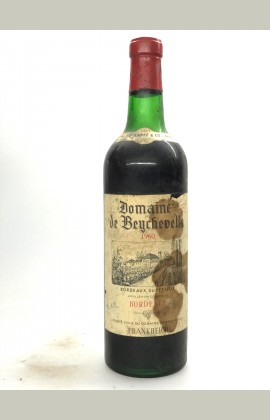 Domaine Beychevelle, 1960
