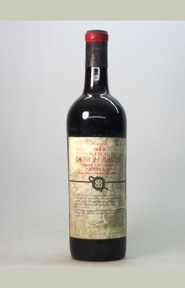 Lynch Bages, 1959