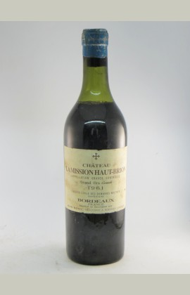 La Mission Haut Brion, 1961