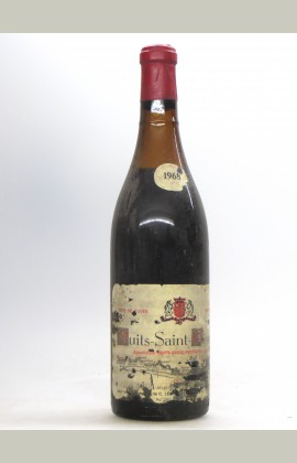Nuits St Georges 1er Cru Murgers, Leymarie 1968