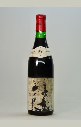 Nuits St Georges, Domaine Bidaut Royer, 1967