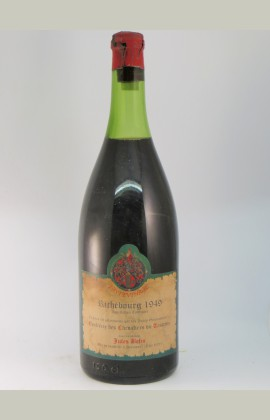 Richebourg, Grand Cru, MAGNUM, Jules Bélin, 1949