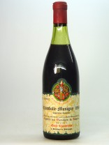 Chambolle Musigny, Domaine E. Chandesais, 1966
