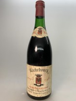 Richebourg, Grand Cru, Moreau Fontaine, 1966